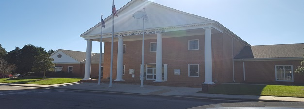 New Kent County General, Juvenile, and Circuit Courts
