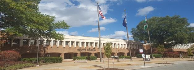 Henrico, Virginia Courts Building